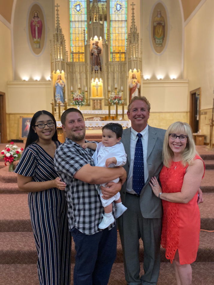 Aj And Family