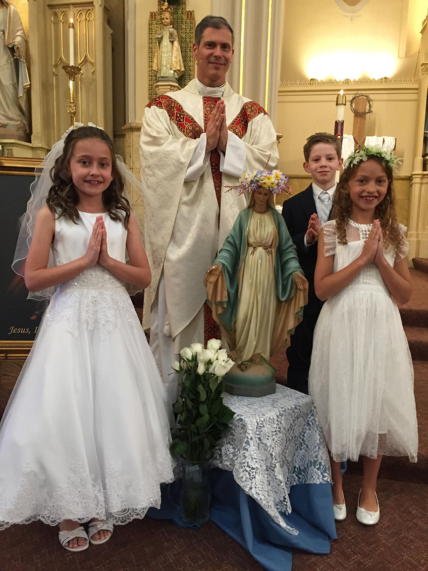 First Holy Communion | St. Anthonys
