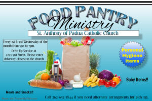 Copy Of Food Pantry Flyer Made With Postermywall (6)